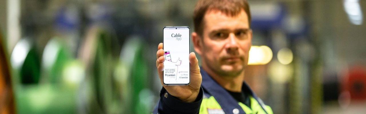 Prysmian Group Baltics toob turule uuendusliku rakenduse CableApp